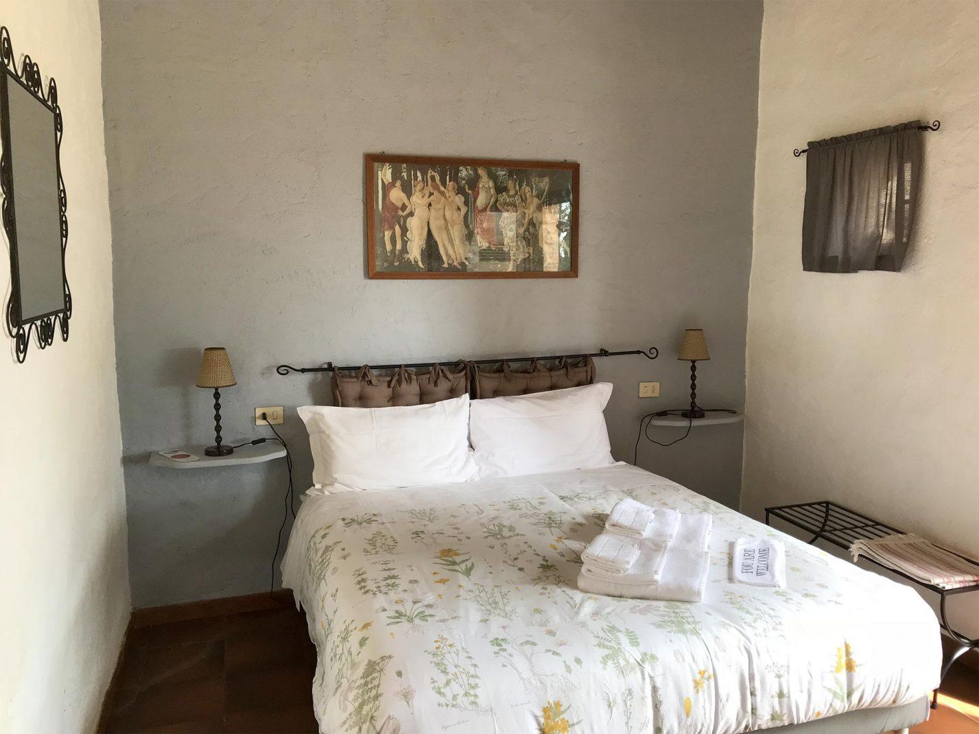 Room Le Terrazze - Macciangrosso - Contry Farm in Toscana